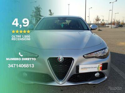 gebraucht Alfa Romeo Giulia 2.2 turbodiesel 136 cv at8 Sup