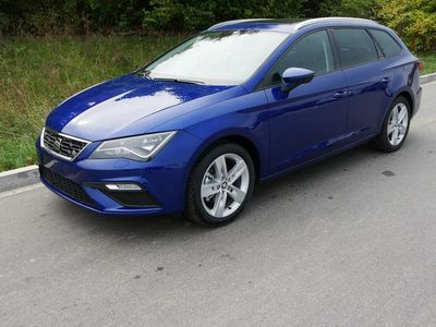 usata Seat Leon ST 1.5 Tsi Act Fr * Panorama-sd * Navi * Voll-led * Pdc * Shzg * Tempomat * 17 Zoll