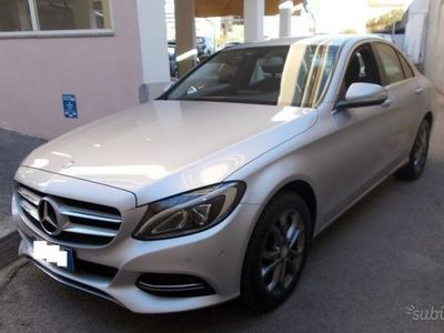 usado Mercedes C180 d Auto Executive