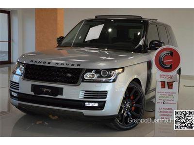 brugt Land Rover Range Rover VOGUE 4.4 SD V8 TETTO APR CERCHI DA 22 KM CERTIF