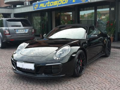 usata Porsche 911 Carrera 4 Cabriolet