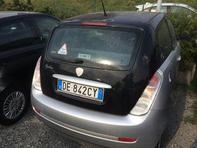 usata Lancia Ypsilon 1.2 Argento