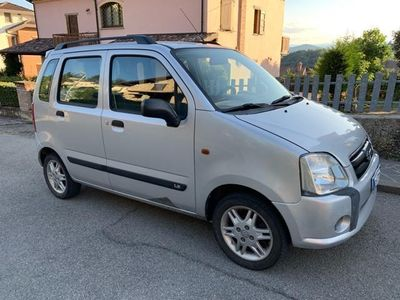usata Suzuki Wagon R+ 1.3i VVT 16V cat 4x4 GL