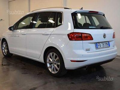 usata VW Golf Sportsvan Golf Sportsvan Business 1.6 TDI 110CV DSG Highline BMT
