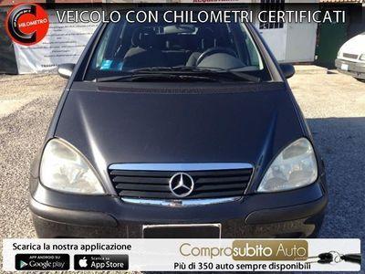 gebraucht Mercedes A140 cat Avantgarde clima rif. 7347253