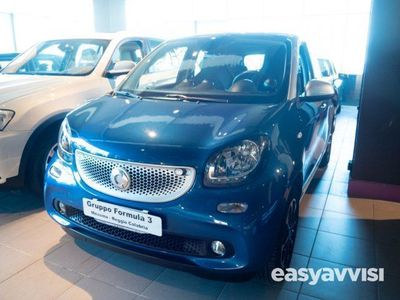 brugt Smart ForFour Twinamic Passion rif. 11524893