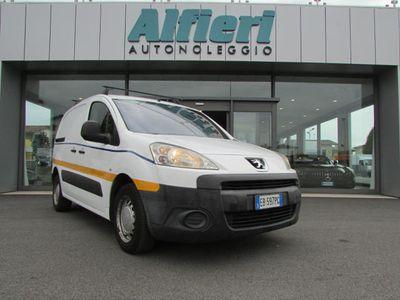 used Peugeot Partner Tepee 1.6 HDi 75CV Comfort E4 Clima 2 Posti kg 549
