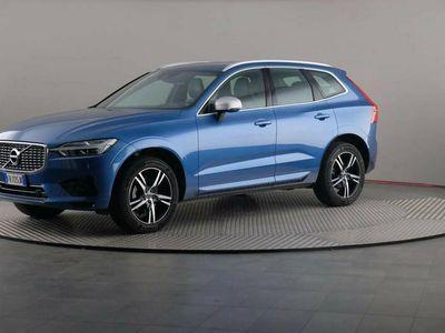 usata Volvo XC60 D4 Awd Geartronic R-Design
