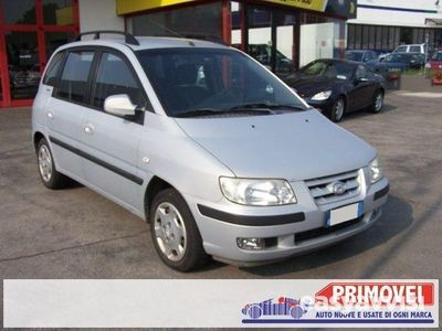 gebraucht Hyundai Matrix 1.6 16V GLS,climatizzatore,radio cd mp3,fendinebbi