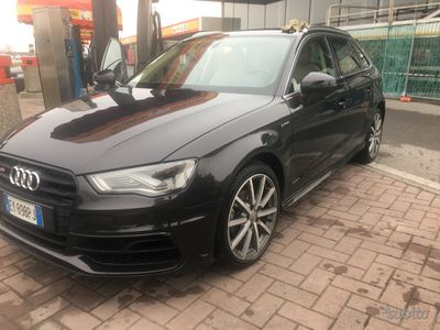 usata Audi A3 Sportback g-tron S-Line