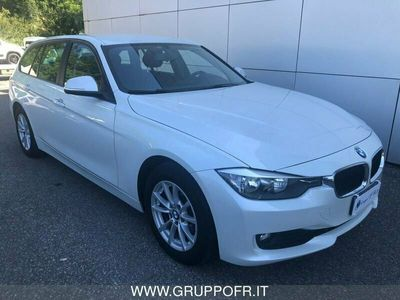 usata BMW 318 Serie 3 Touring Serie 3 (F30/F31) d Touring Business aut.