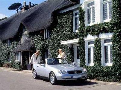używany Mercedes SLK200 usata 1997