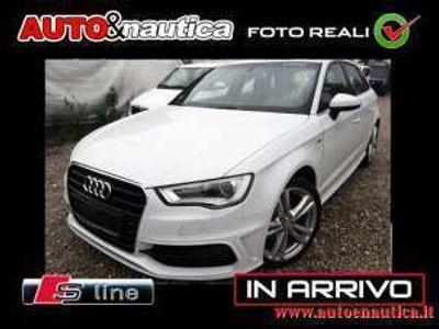 usata Audi A3 SPB 2.0 TDI 150 CV S Line Plus