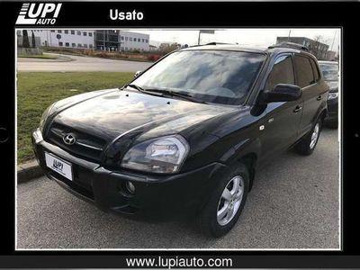 usata Hyundai Tucson I 2.0 crdi Dynamic 5p