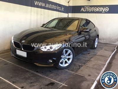 usata BMW 420 SERIE 4 GRAN COUPE d g.coupe xdrive Advantage auto