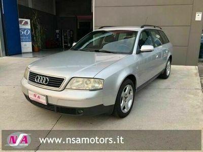 usata Audi A6 2ª serie 1.9 tdi - 2001