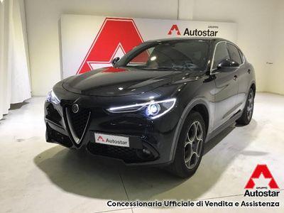 brugt Alfa Romeo Stelvio 2.2 Turbodiesel 210 CV AT8 Q4 Super