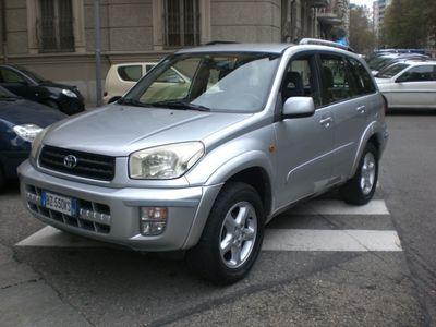 usata Toyota RAV4 RAV 42.0 16V cat 5 porte Sol IMP. GPL!!!