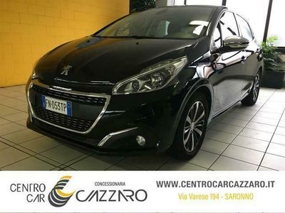 usata Peugeot 208 1.6 bluehdi Allure 75cv 5p