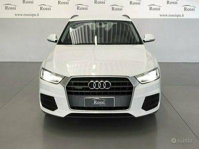 usata Audi Q3 2.0 tdi Sport quattro 150cv