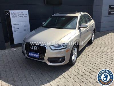 brugt Audi Q3 Q32.0 tdi Advanced Plus quattro 140cv s-tronic