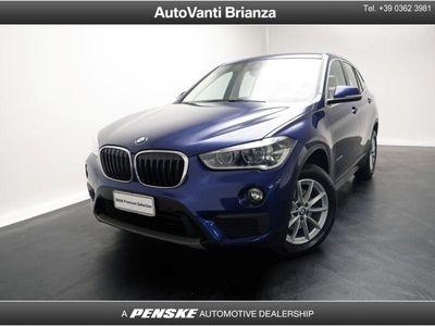 brugt BMW X1 sDrive 18d Business