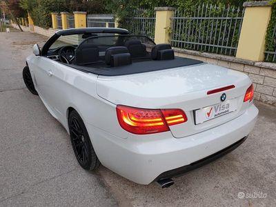 usata BMW 320 Cabriolet 320d cat Cabrio Msport