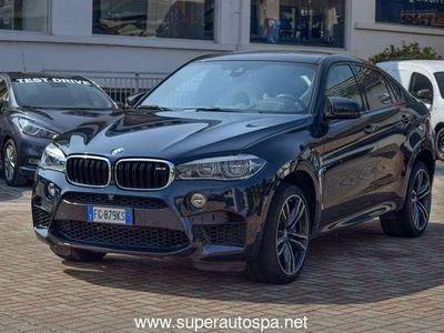 usata BMW X6 M X6 M