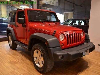 usata Jeep Wrangler 3.8 Rubicon Auto*NAVI*BELLISSIMA!
