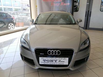 usata Audi TT 2.0 TDI 4X4 FINANZIABILE