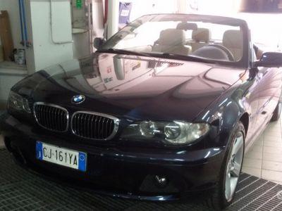 usata BMW 320 Cabriolet ci / coupe