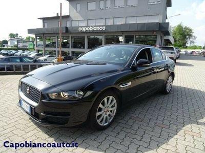 usata Jaguar XE 2.0 D 180 CV automatica Business 53.400KM