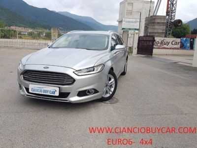 gebraucht Ford Mondeo Station Wagon 2.0 TDCi 180 CV S&S Powershift AWD SW Titanium Busin. usato