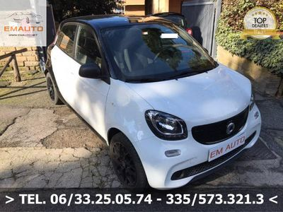 brugt Smart ForFour TURBO PASSION TWINAMIC COME NUOVE