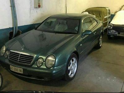 usata Mercedes CLK230 Kompressor cat Elegance aut.