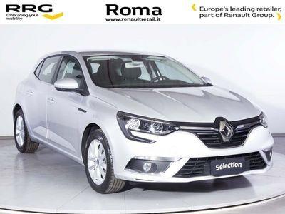 usata Renault Mégane 1.5 dci energy Zen 110cv 2018