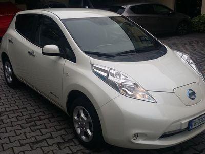 usata Nissan Leaf Elettrica Gallarate