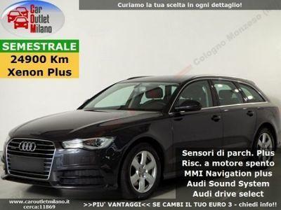 gebraucht Audi A6 Avant S-tr Qtr 2017 2.0 B 252CV 7Aut 5P Grigio