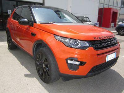 używany Land Rover Discovery Sport 2.0 TD4 180 CV Automatico - conto vendita