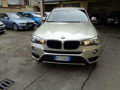 usata BMW X3 1.8 d sdrive business navigatore euro 6