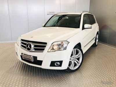 usata Mercedes GLK320 CDI 4matic SPORT UNICOPRO