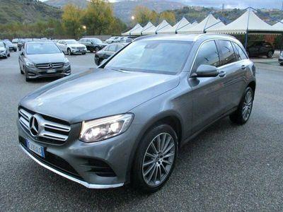 usata Mercedes GLC250 GLCd 4Matic Premium