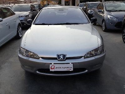 second-hand Peugeot 406 Coupe 2.2 16V HDi cat Coupé