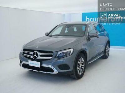 usata Mercedes E250 GLC d business 4matic auto 2.1 Diesel 204CV
