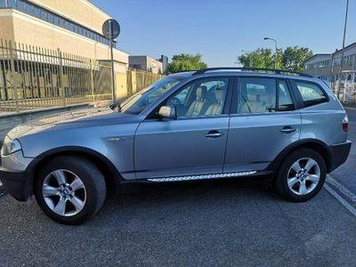 używany BMW X3 3.0 foull tetto panoramico 4x4