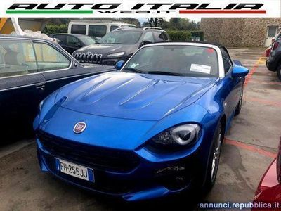 second-hand Fiat 124 Spider 1.4 MultiAir LUSSO#PELLETABACCO#LED#SCHERMOTOUCH