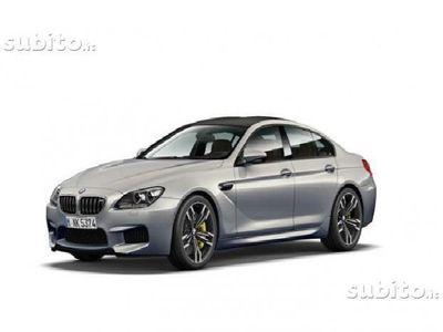 usata BMW M6 GRAN COUPE' INDIVIDUAL