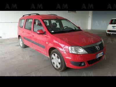 usata Dacia Logan Station Wagon MCV 1.6 85CV GPL 5 posti Ambiance del 2009 usata a Livorno