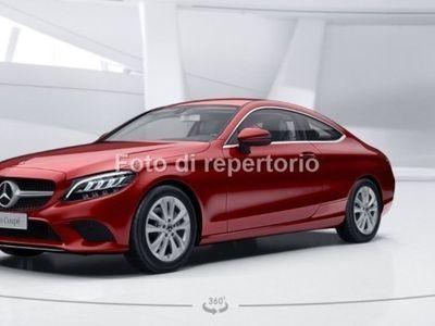 brugt Mercedes C200 CLASSE C COUPÉd Executive