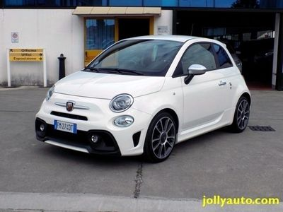 begagnad Fiat 500 Abarth 595 1.4 Turbo T-Jet 165 CV Turismo